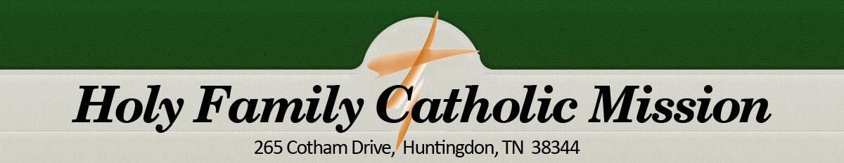 Holy Family Catholic Mission
